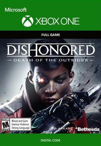 Dishonored: Death of the Outsider XBOX LIVE Key UNITED STATES