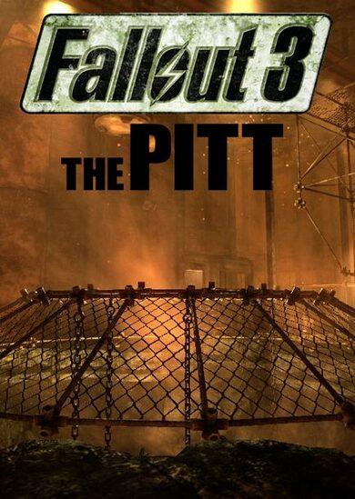 Fallout 3 - The Pitt (DLC) Steam Key EUROPE