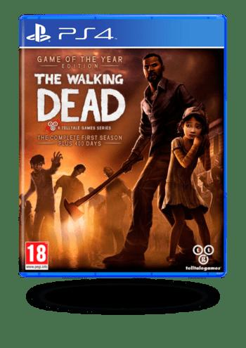 The Walking Dead: Season 1 PlayStation 4