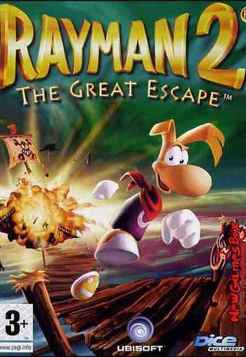 Rayman 2: The Great Escape Gog.com Key GLOBAL