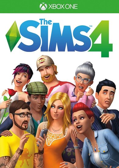 The Sims 4 (Xbox One) Xbox Live Key GLOBAL