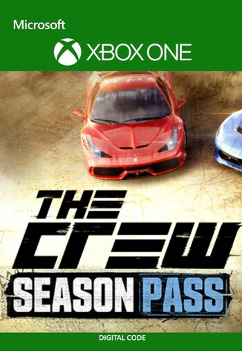The Crew - Season Pass (DLC) XBOX LIVE Key UNITED STATES