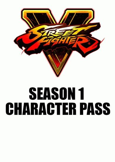 Street Fighter V - Season 1 Character Pass (DLC) Steam Key GLOBAL
