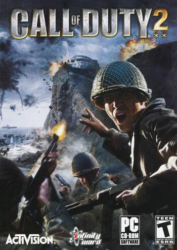 Call Of Duty 2 Steam Key GLOBAL