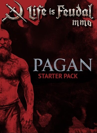 Life is Feudal: MMO. Pagan Starter Pack (DLC) Steam Key GLOBAL