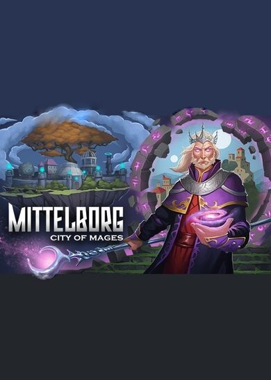 Mittelborg: City of Mages Steam Key GLOBAL