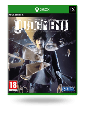 Judgment (2019) Xbox Series X