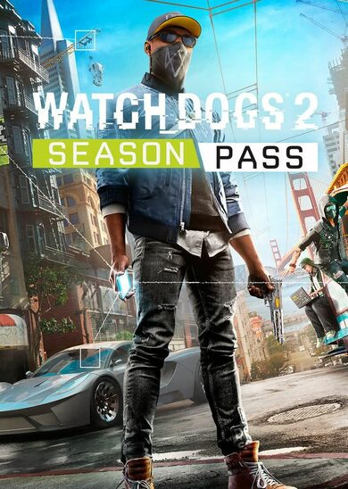 Watch Dogs 2 - Season Pass (DLC) Uplay Key EMEA