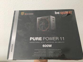 be quiet! Pure Power 11 ATX 600 W 80+ Gold PSU
