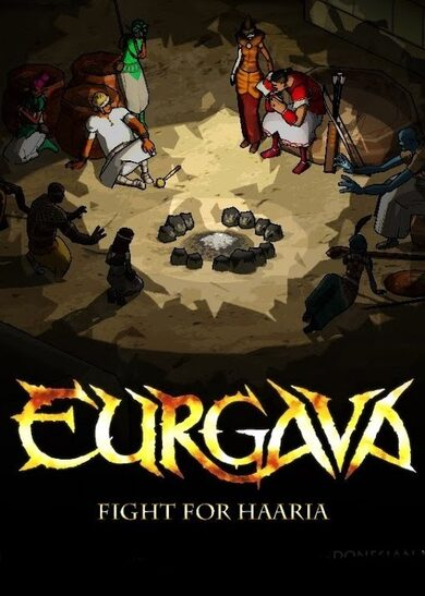 Eurgava: Fight for Haaria Steam Key GLOBAL