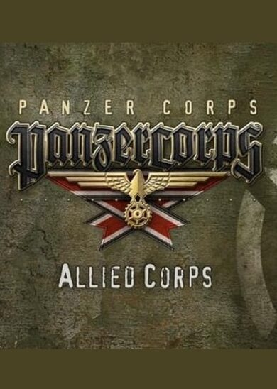 Panzer Corps - Allied Corps (DLC) Steam Key GLOBAL