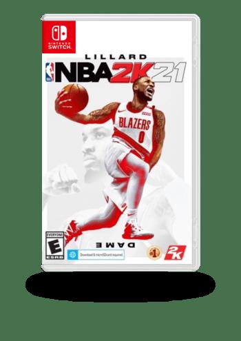 NBA 2K21 Nintendo Switch