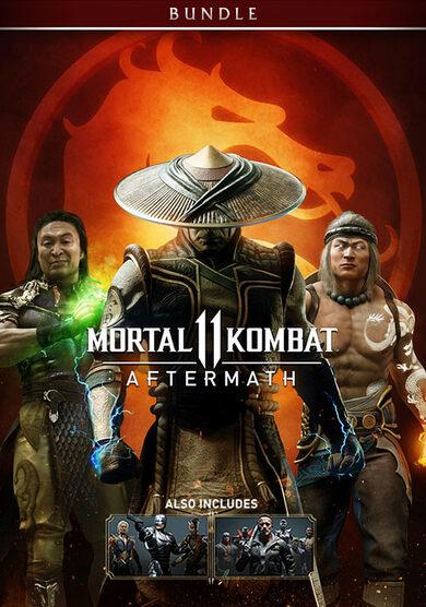 Mortal Kombat 11: Aftermath + Kombat Pack Bundle (DLC) Steam Key GLOBAL