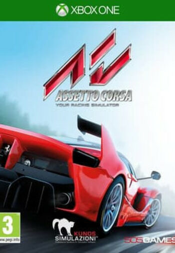 Assetto Corsa (Xbox One) Xbox Live Key UNITED STATES