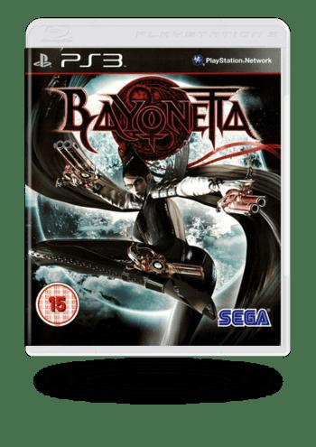 Bayonetta PlayStation 3