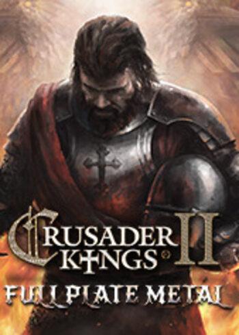 Crusader Kings II - Full Plate Metal (DLC) Steam Key GLOBAL