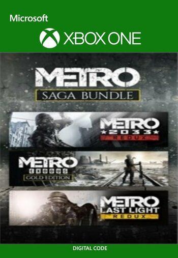 Metro Saga Bundle XBOX LIVE Key UNITED STATES