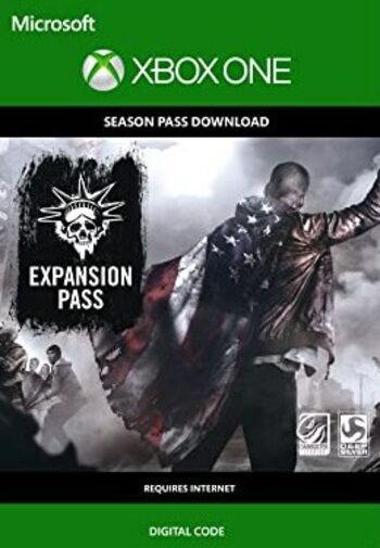 Homefront: The Revolution - Expansion Pass (DLC) XBOX LIVE Key EUROPE