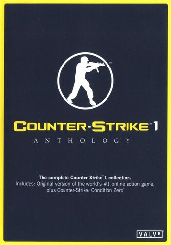 Counter-Strike Anthology Steam Key GLOBAL