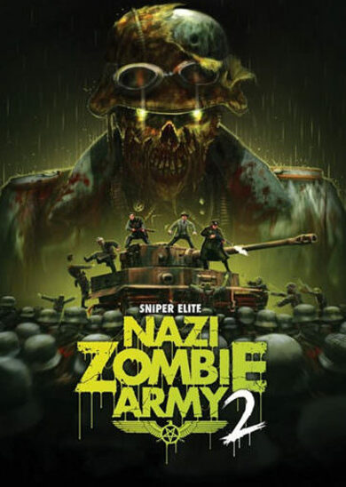 Sniper Elite: Nazi Zombie Army 2 Steam Key GLOBAL