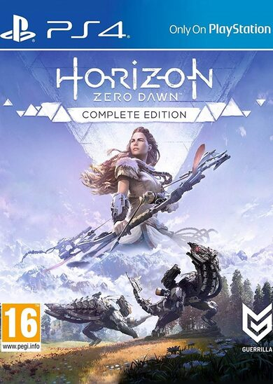 Horizon: Zero Dawn (Complete Edition) (PS4) PSN Key NORTH AMERICA