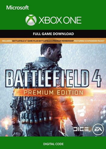 Battlefield 4 : Premium Edition (Xbox One) Xbox Live Key UNITED STATES