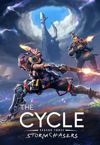 The Cycle: Season 3 - Stormchasers Epic Games Key GLOBAL