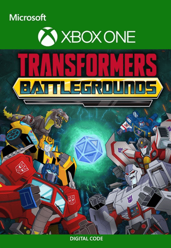 Transformers: Battlegrounds XBOX LIVE Key UNITED STATES