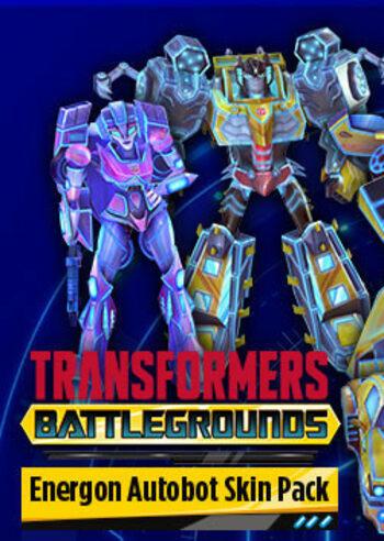 TRANSFORMERS: BATTLEGROUNDS - Gold Autobot Skin Pack (DLC) Steam Key GLOBAL