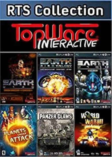 TopWare RTS Collection Steam Key GLOBAL