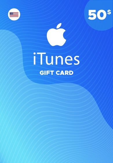Apple iTunes Gift Card 50 USD iTunes Key NORTH AMERICA
