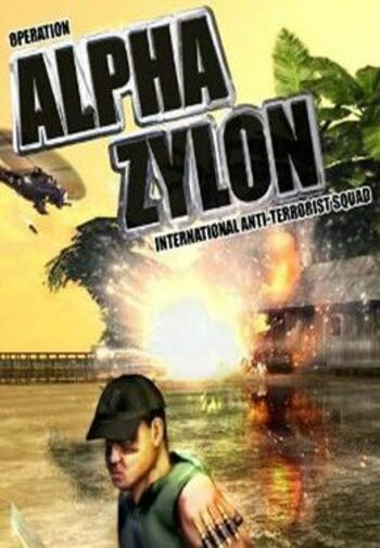 Alpha Zylon Steam Key GLOBAL