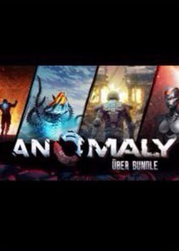 Anomaly Über Bundle Steam Key GLOBAL