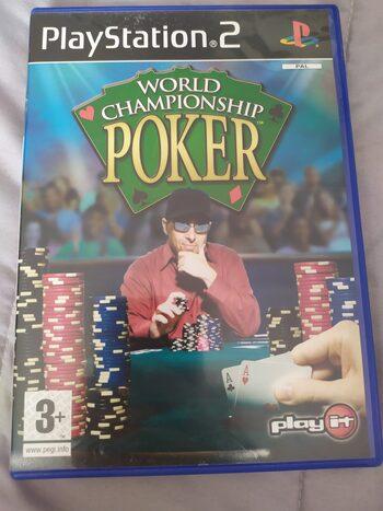World Championship Poker PlayStation 2