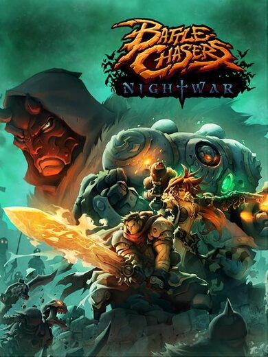 Battle Chasers: Nightwar Steam Key GLOBAL