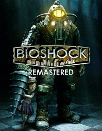 Bioshock 2 Remastered Steam Key GLOBAL