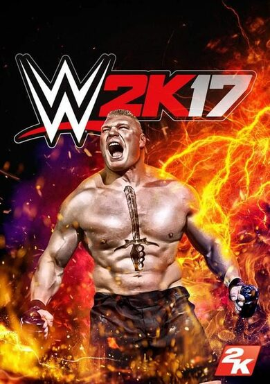WWE 2k17 Steam Key EUROPE