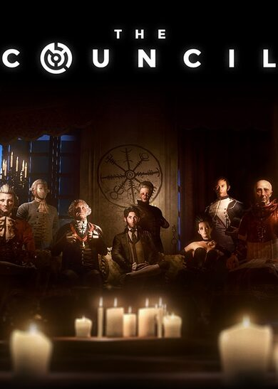 The Council Steam Key GLOBAL