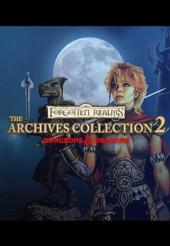 Forgotten Realms: The Archives - Collection Two Gog.com Key GLOBAL