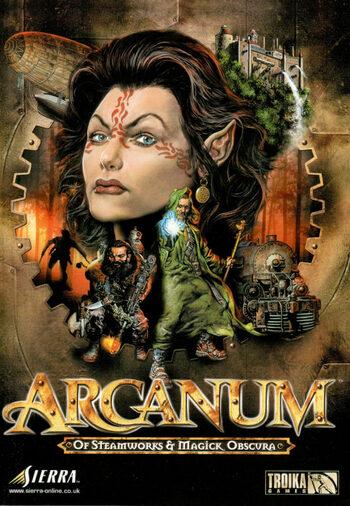 Arcanum: Of Steamworks and Magick Obscura Gog.com Key GLOBAL