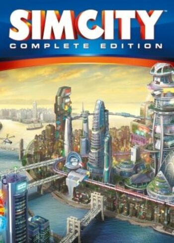 SimCity Complete Edition Origin Key GLOBAL