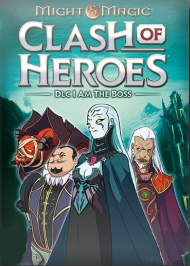 Might & Magic: Clash of Heroes - I am the Boss (DLC) Steam Key GLOBAL фото