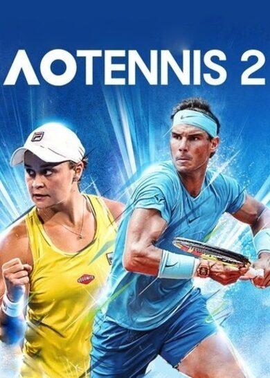 AO Tennis 2 Steam Key EUROPE
