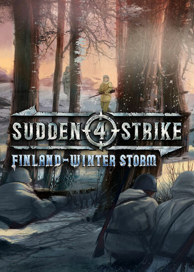 Sudden Strike 4 - Finland: Winter Storm (DLC) Steam Key GLOBAL
