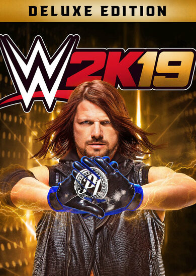 WWE 2K19 (Digital Deluxe Edition) Steam Key EUROPE