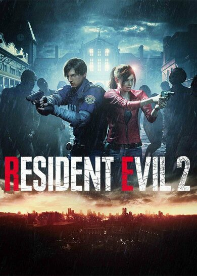 Resident Evil 2 / Biohazard RE: 2 Steam Key EUROPE