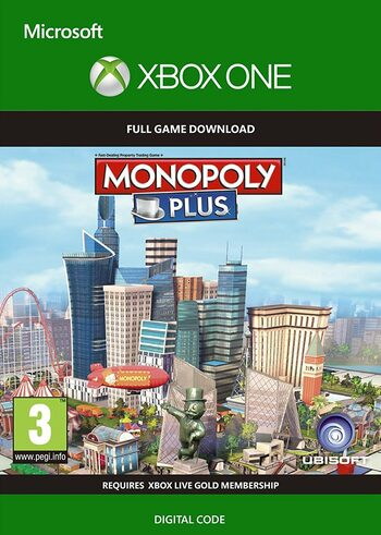 Monopoly Plus (Xbox One) Xbox Live Key UNITED STATES