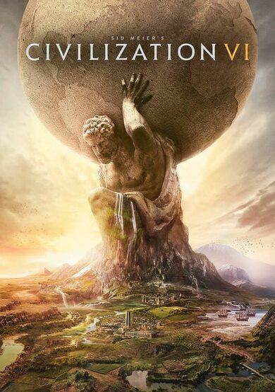 Civilization 6 Steam Key EUROPE