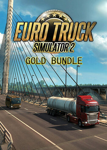 Euro Truck Simulator 2 Gold Bundle Steam Key EUROPE