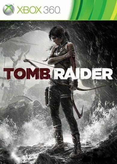 Tomb Raider XBOX 360 Xbox Live Key EUROPE